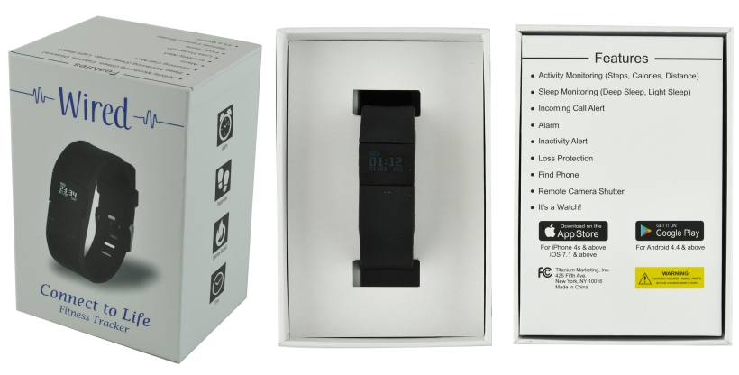 Packaging – WiredTracker.com